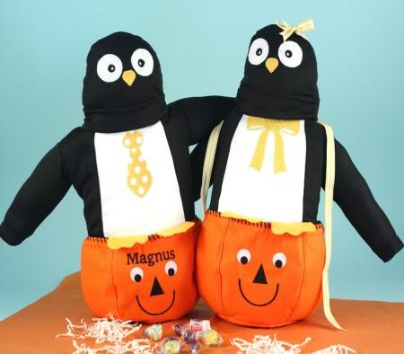 Baby's First Halloween Penguin Costume Outfit Gift Set - GIRL